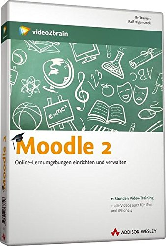 Moodle 2.0 - Video-Training (PC+MAC+Linux+iPad) [import allemand]