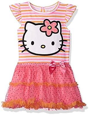 Hello Kitty Toddler Girls' Dress Set