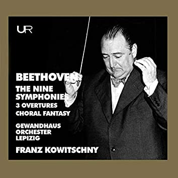 Beethoven: Symphonies Nos. 1-9 & Other Works