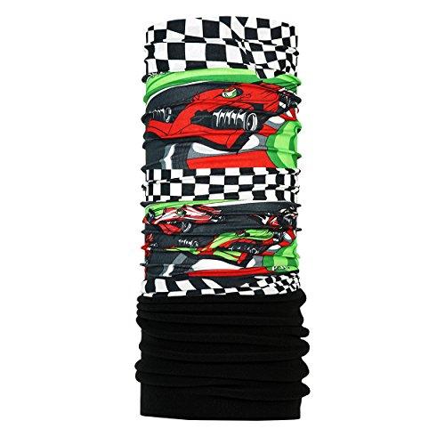 P.A.C. PAC Kids Fleece, one size, race cars