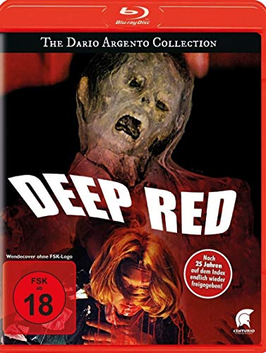 Deep Red - Dario Argento Collection #05 [Blu-ray]
