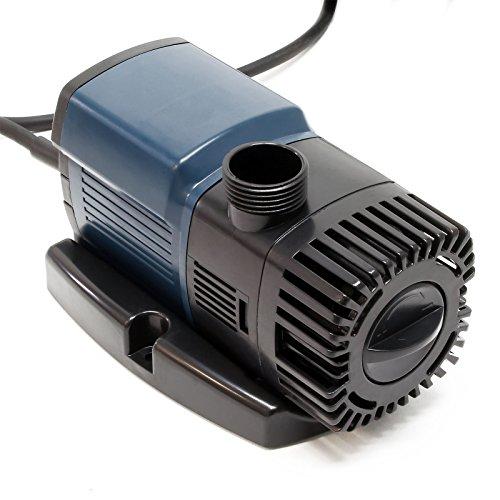 SunSun JTP-1800 Teichpumpe mit 1800l/h 11W für Teiche und Bachläufe