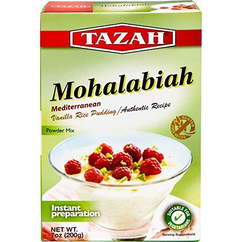 Tazah Mohalabiah - Vanilla Rice Pudding