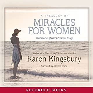 A Treasury of Miracles for Women audiobook cover art