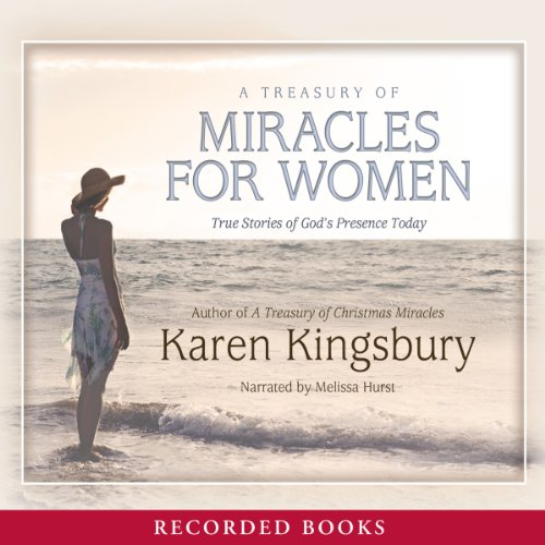A Treasury of Miracles for Women cover art