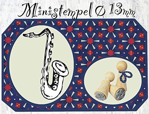 Stempel Saxophon