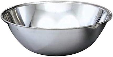 Vollrath 4-Quart Economy Mixing Bowl, Stainless Steel