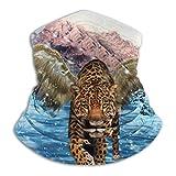 Cuello Polainas Alas Tiger Snow Headband, para Unisex