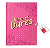 Diary of Dares - For Tween Girls - Sparkly Lock - Fun!