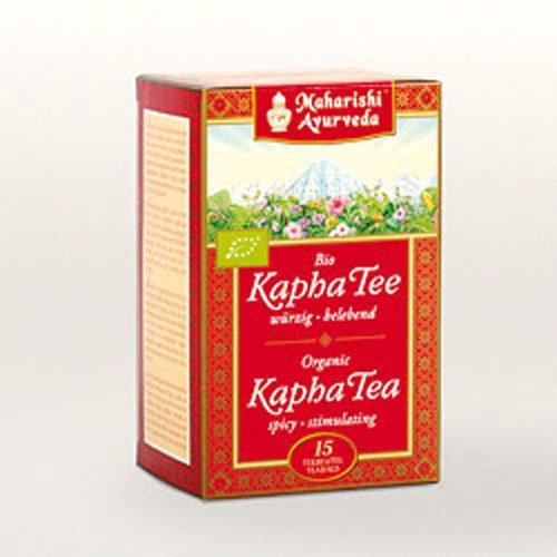 Maharishi Ayurveda Maharishi Kapha Tee - bio (kbA) 15 Btl./18g 15 Stück