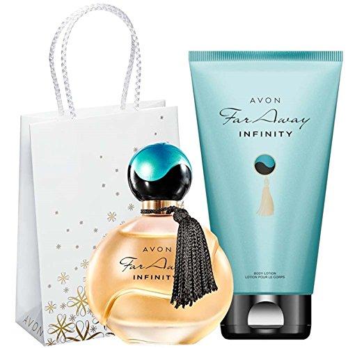 Avon Avon far away infinity set eau de parfum körperlotion
