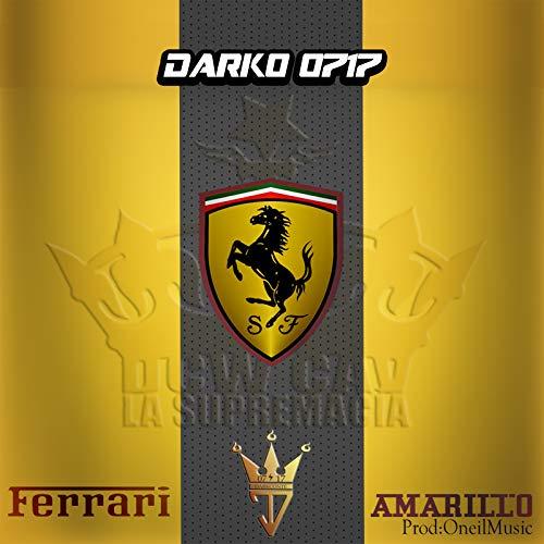 Ferrari Amarillo