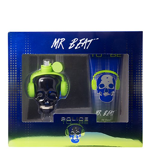 Police To Be Mr. Beat Set - Eau de Toilette + All Over Body Shampoo