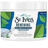 St Ives, Colágeno Elastina Hidratante Facial Piel Intemporal Tarro 295 ml (Paquete de 3) por St. Ives