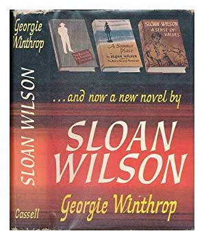 Hardcover Georgie Winthrop Book