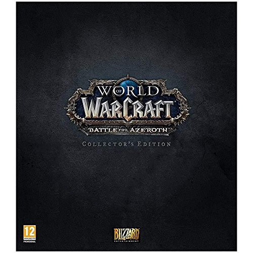 World of Warcraft: Battle for Azeroth - Collector Edition [Importación francesa]
