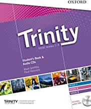 Trinity Graded Examinations in Spoken English (GESE): Trinity Graded Exams: Student's Book Grades 7-9 CD Pack