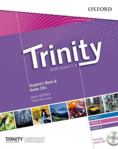 Trinity Graded Exams: Student's Book Grades 7-9 CD Pack