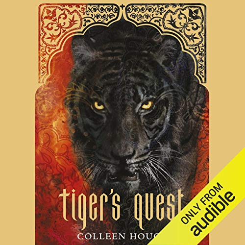Couverture de Tiger's Quest