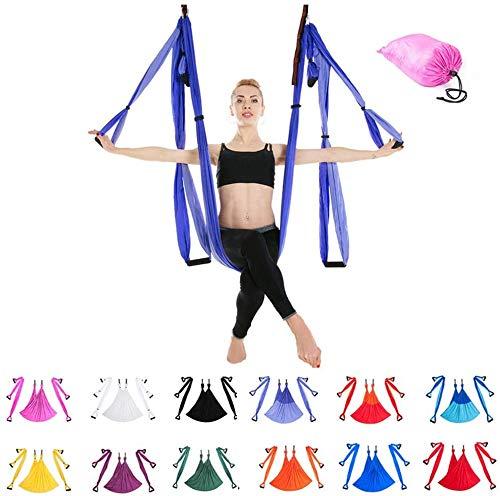 Indoor Reverse Aerial Yoga Hangmat Yoga Swing Fitness Hangmat Outdoor Parachute Doek YOGA HAMMOCK,3