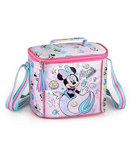 Borsa FRIGO Minnie Mouse Disney Tempo Libero Viaggio Scuola Bambina 22 CM.-31218