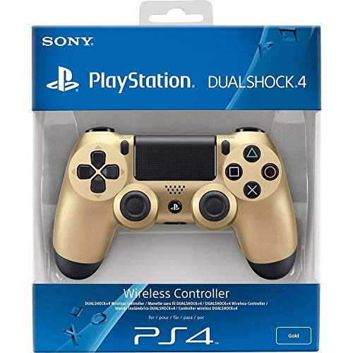 PlayStation 4 - DualShock 4 Wireless Controller, gold