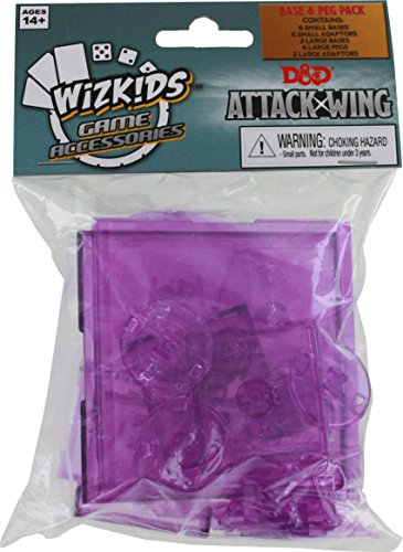 Dungeons & Dragons Attack Wing Basses Purple
