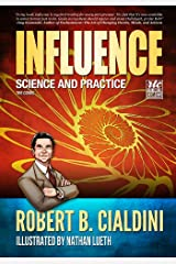 Influence - Science and Practice - The Comic Kindle Edition