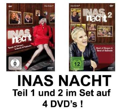 Best of Singen & Best of Sabbeln, Vol. 1+2 (4 DVDs)