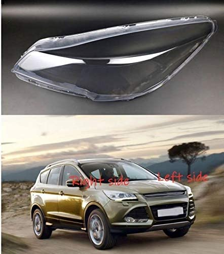 XCJ Headlight Clear Selling rankings Cover Lens for Ford Esca Many popular brands Fit