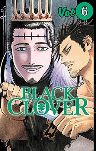 In a world full of magic Shounen Manga: Black Clover Vol 6 (English Edition)