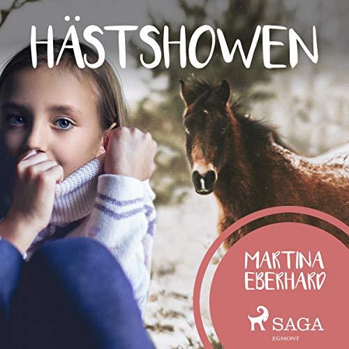 Hästshowen audiobook cover art