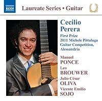 Guitar Laureate Series: Cecilio Perera Guitar Reci