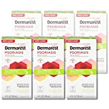 Dermarest Psoriasis Medicated Treatment Gel, Dermatologist Tested, 4 ounces,(Pack of 6)