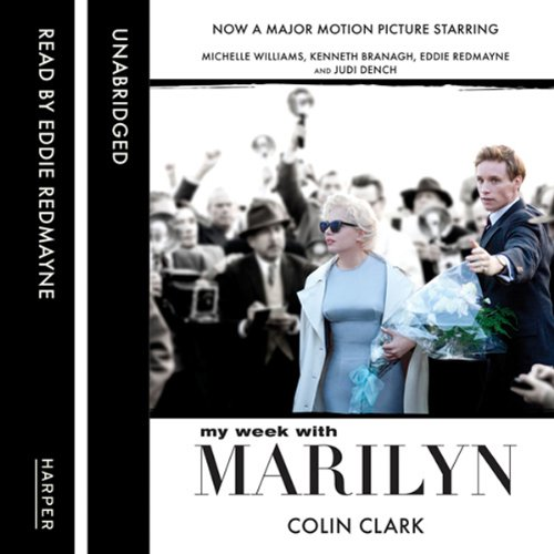 My Week With Marilyn audiobook cover art