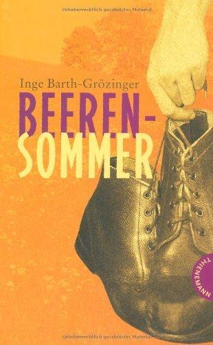 Beerensommer von Inge Barth-Grözinger (13. Juli 2006) Gebundene Ausgabe