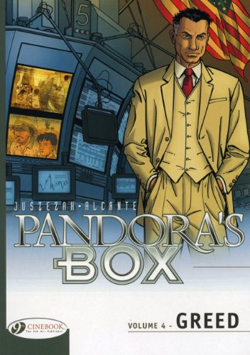 Pandora's Box - tome 4 Greed (04)
