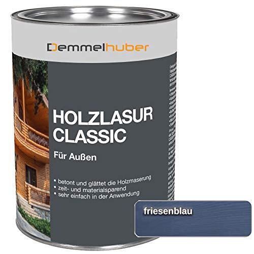 DEMMELHUBER Holzschutzlasur CLASSIC für...