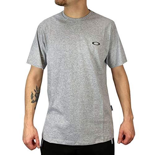 Camiseta Oakley Icon - Cinza - M