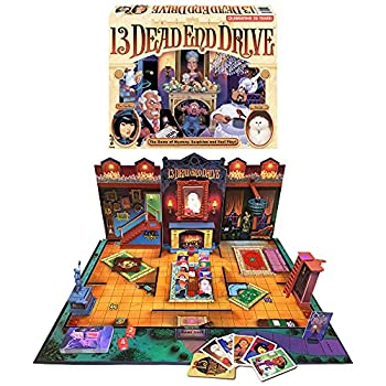 Winning Moves Games 13 Dead End Drive Brown/a  WMG 1219