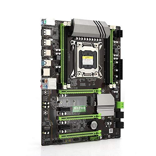 Desktop moederbord, USB 3.0 X79T V6.0 RTL8111F Gigabit LAN DDR3 LGA2011 voor de Xeon serie en de I7 serie CPU desktop moederbord