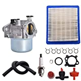 """799866 Carburetor Replacement for Briggs Stratton 22"""" Toro 6.5 6.75 7.0 7.25 HP Recycle Mower 190cc 796707 794304 790845 799871"""