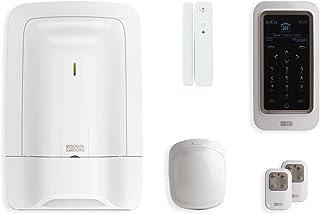 Alarmsysteem + toegang 2 zones draadloos voorgeconfigureerd Tyxal +