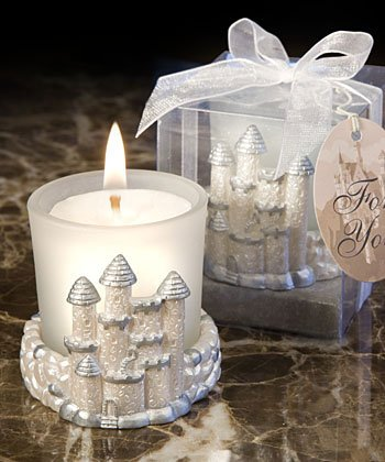 Once Upon a Time Fairy Tale Candle Favors [SET OF 24]