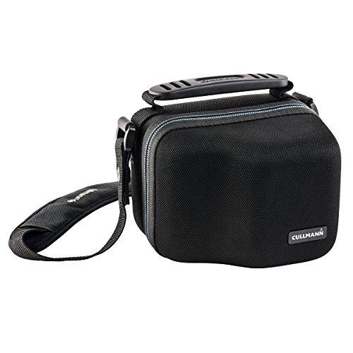 Cullmann LAGOS S Vario 250 - Custodia rigida per fotocamere mirrorless, con obiettivo inserito, o bridge, colore: nero