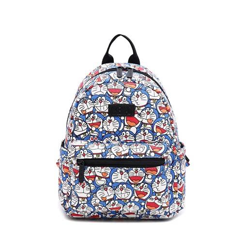 Doraemon - Mochila de sol para escuela primaria y secundaria, A1., 28x14x36cm(L*W*H),