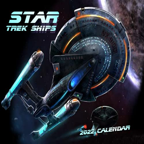 Star Trek Ships 2022 Calendar: OFFICIAL game calendar. This incredible cute calendar january 2022 to december 2023 with high quality pictures .Gaming calendar 2021-2022. Calendar video games