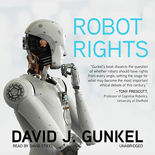 Robot Rights audiobook cover art