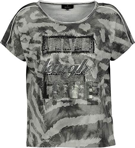 MONARI Shirt Taupe Mel - 40