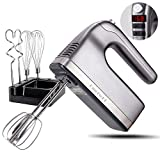 Best Hand Mixers - DmofwHi 9-Speed Hand Mixer Electric with Timer Review